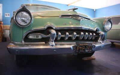 1955 DESOTO FIREFLITE 159.000KR