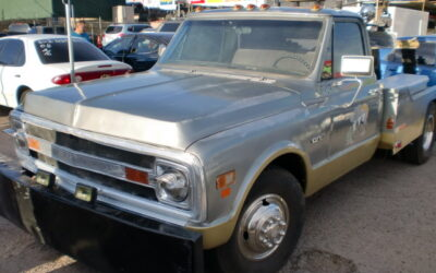 1972 GMC TOW TRUCK WRONG TURN 75.000KR