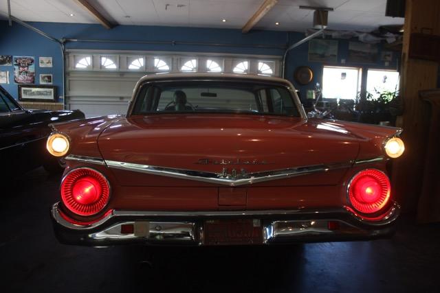1959 FORD GALAXIE 500 SÅLD