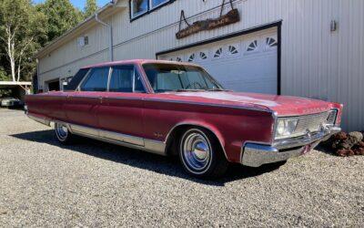 1966 CHRYSLER NEW YORKER 4 DHT 129000KR